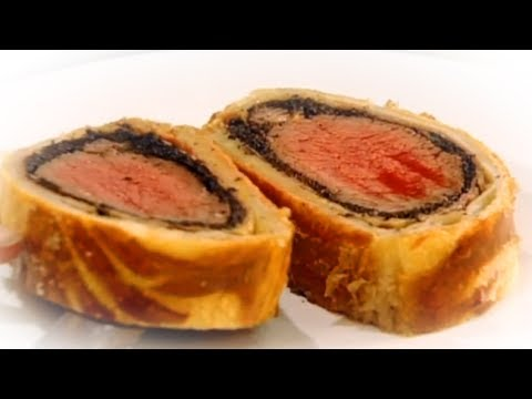 Fillet of Beef Wellington – Gordon Ramsay
