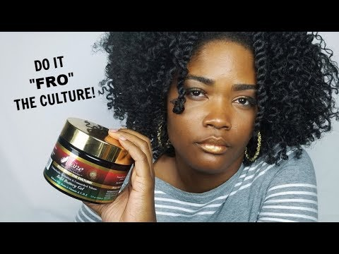 "The Mane Choice Do It ""Fro"" The Culture 