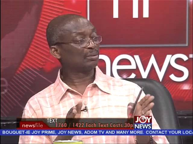 Matters Arising from Woyome Scandal - Newsfile on Joy News (21-3-15)