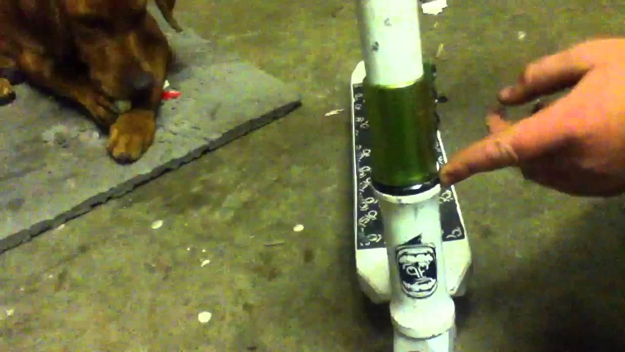 Team Dogz Pro Scooter Scooter Checks Team Dogz
