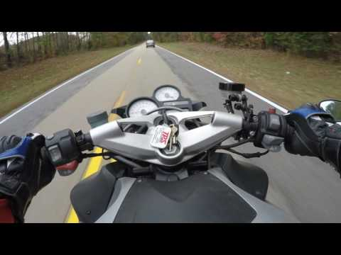 2007 BMW K1200R Quick Ride