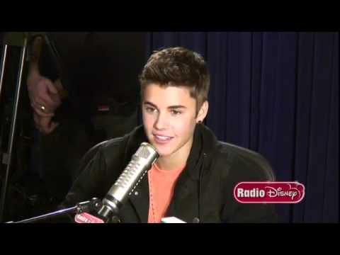 Justin Bieber on meeting One Direction The Wanted & more - Celebrity Take with Jake.