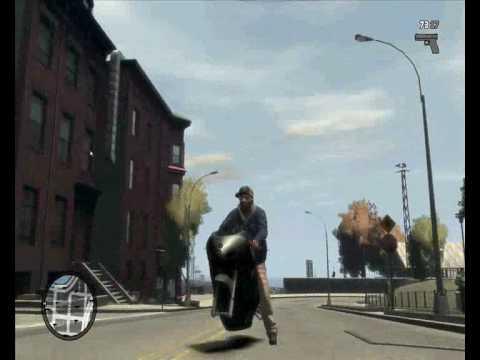 GTA Hover Bike !!!
