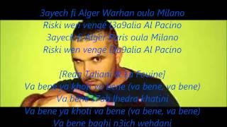 La Fouine ft Reda Taliani - Va béné + PAROLES