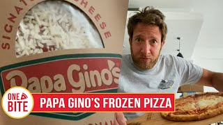 Barstool Pizza Review - Papa Gino's Frozen Pizza