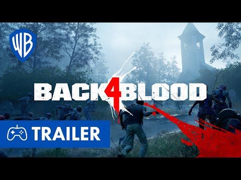 Back 4 Blood - Offene Beta Trailer Deutsch German (2021)