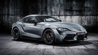 BEYOND WORDS! 2020 TOYOTA SUPRA FIRST LOOK