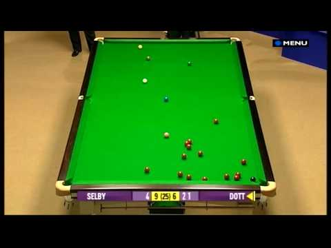 Snooker - Was that a foul or not? (Snooker Tournament 2009 - 27.04.09)