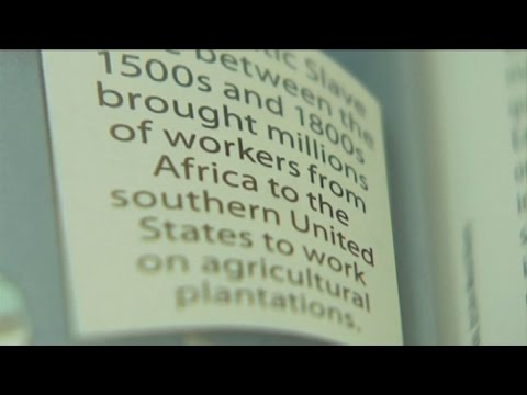 The NOW - McGraw-HIll calls African slaves 'workers' in textbooks