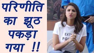 download lagu Parineeti Chopra's Lie Exposed By Her School Friends; Know gratis