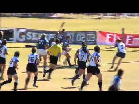 San Diego Surfers vs. Keystone Griffins [2nd Half] - 2012 USA Rugby Women's Premier League Playoffs