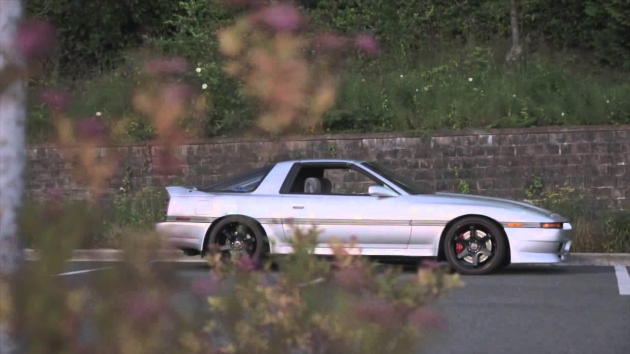 1989 Toyota Supra Turbo The Silver Bullet 2013 Imscc