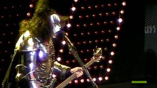 KISS - Modern Day Delilah  Jones Beach 81410