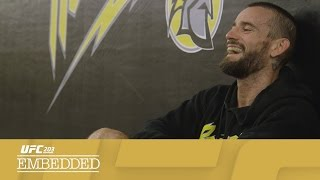 UFC 203 Embedded: Vlog Series - Episode 1