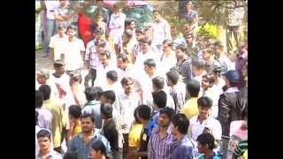 Brindavana - Darshan new movie.Brindavana movie  pooja ..video1
