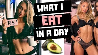 What I Eat In A Day As A Model | Romee Strijd