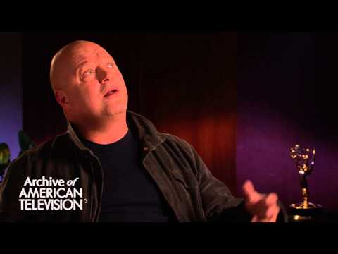 Michael Chiklis discusses starring in the series No Ordinary Family - EMMYTVLEGENDS.ORG