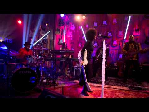 """Andy Allo """"If I was King"""" Guitar Center Sessions on DIRECTV"""