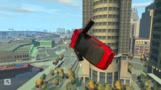 GTA 4 Cops n Crooks Fun and Fail's 5 HD