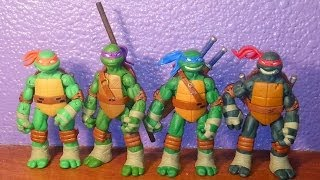 Custom Teenage Mutant Ninja Turtles Review