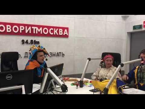 Алексей Гудошников празднует Масленицу в эфире