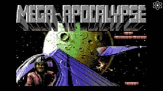Kernspieler - SIDnight Disco #03 - Mega Apocalypse [C64]