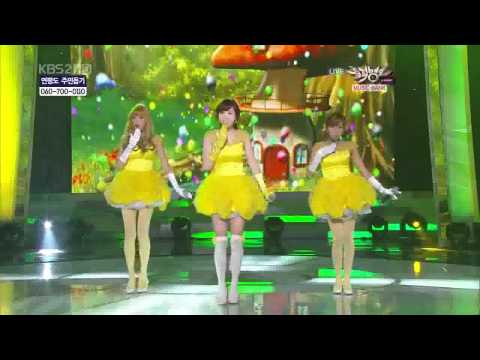 [101203] Orange Caramel - A-ing (hd) video
