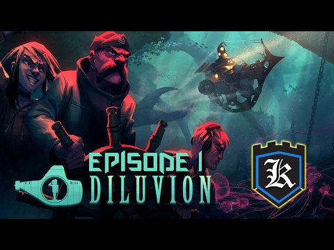 Diluvion: Weekly Indie Impressions [Day 1: Under the Sea]