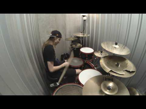 Alex Pepper | Fault Line - August Burns Red **NEW SONG 2013** [Drum Cover]