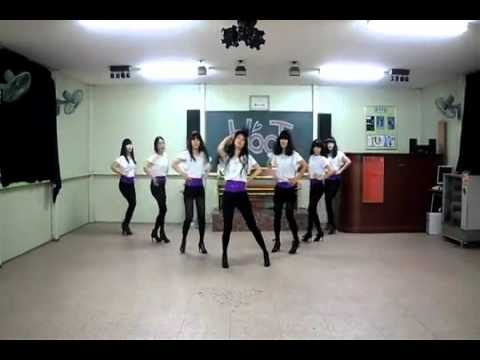 Snsd - Hoot Dance By The B.girls video
