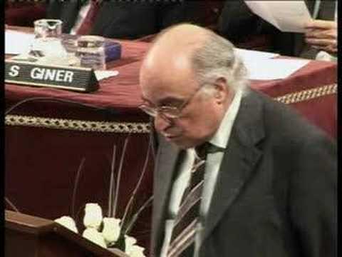 Acte D'homenatge Al Dr. Antoni Badia I Margarit video
