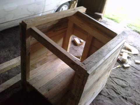 Budowa szopy krok po kroku