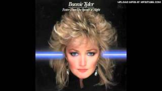 Watch Bonnie Tyler Faster Than The Speed Of Night video