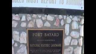 Historic Fort Bayard New Mexico