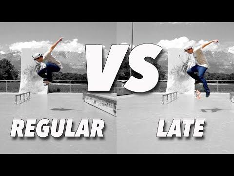 Easy VS Hard Skate Tricks