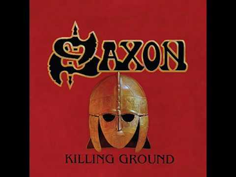 Saxon - Killing Ground