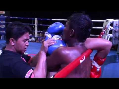Wu Xin Yu (Tiger Muay Thai) vs Payakdum (Yudtajak Muay Thai) @ Chalong Boxing Stadium 20/10/2015