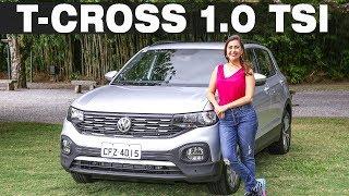VW T-CROSS 1.0 TSI Automático 200 TSI | Ele se garante?