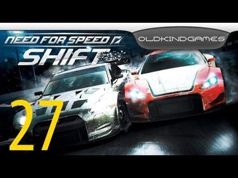 Прохождение Need for Speed: Shift #27 ( Нужно переучиваться )