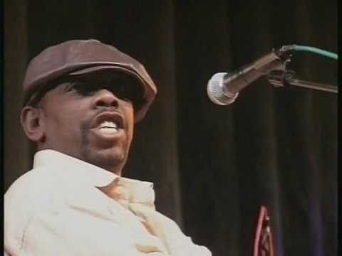Lucky Peterson - Is It Because I`m Black