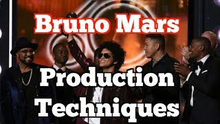 Download Lagu Bruno Mars: Production Techniques Gratis STAFABAND