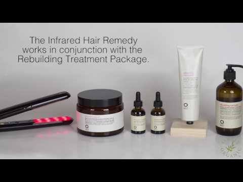 Oway Infrared Hair Remedy Flat Iron Review