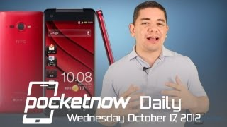 HTC J Butterfly Announced, $99 Nexus 7 Rumors, Nokia Lumia 510 Leaks & More - Pocketnow Daily