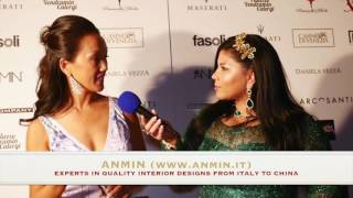 ART IN FUSION TV - Interview with Anmin