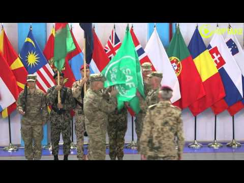 U.S. Combat Role In Afghanistan War Officially Over, But Troops Remain
