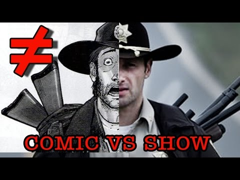 The Walking Dead (season 1) - What's The Difference? video