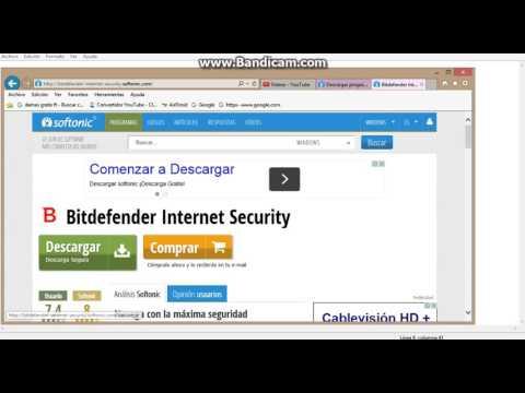 Descargar Bitdefender Internet Security