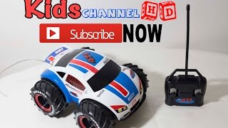 Nikko Vaporizr RC Racer Car unboxing and demo