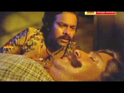 Punnami Nagu Telugu Movie Scene  Chiranjeevi, Rathi video