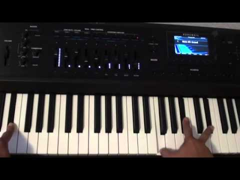 How to play Steal My Girl on piano - One Direction - Steal My Girl Piano Tutorial